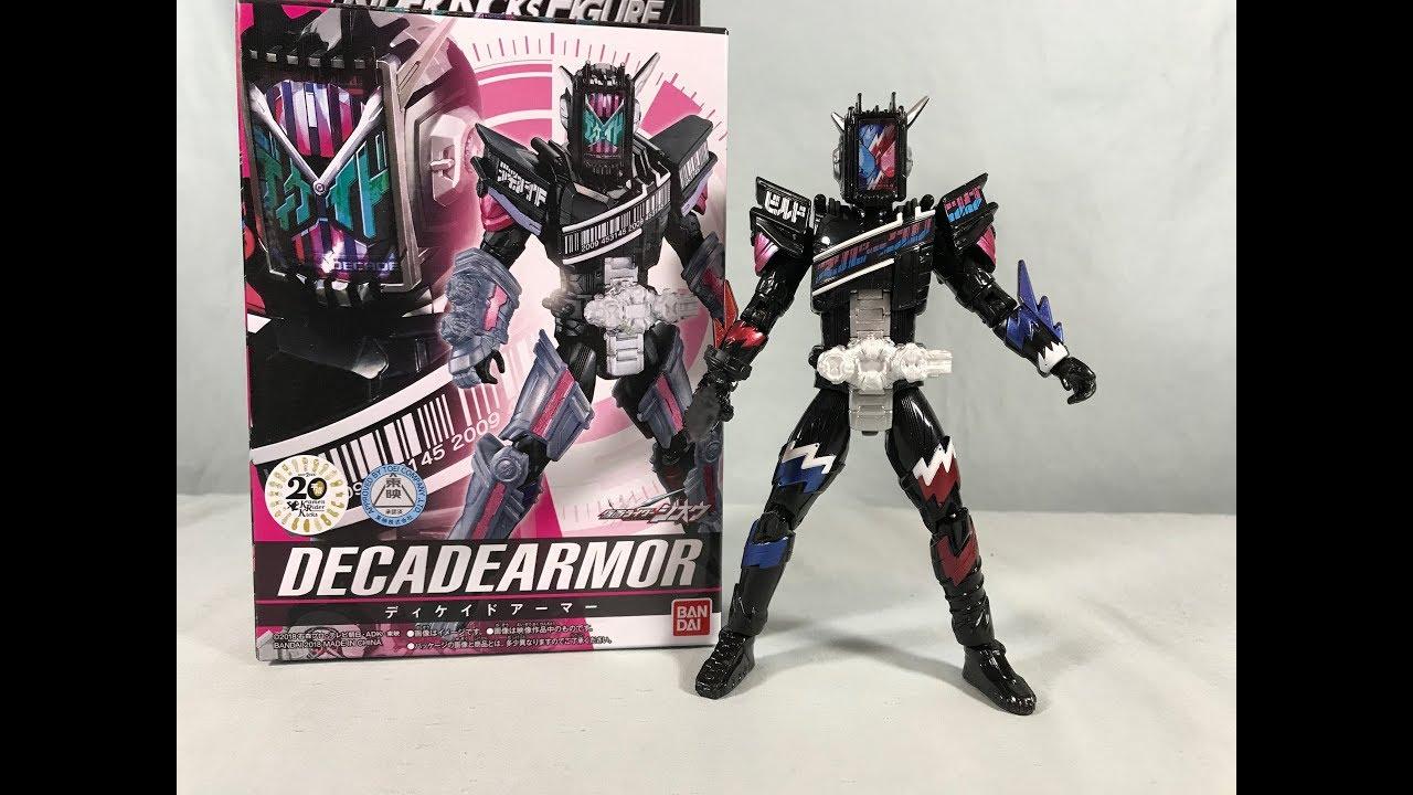 BANDAI Kamen Masked Rider Zero-One DX Kamen Riding Decade Progrise Key Toy