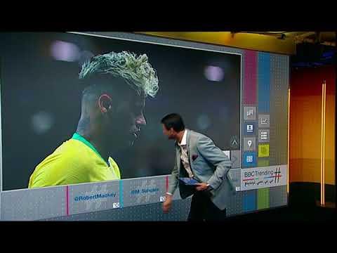 بي_بي_سي_ترندينغ | جائزة #الشناوي وشعر #نيمار يشغلا مواقع التواصل في #كأس_العالم  - نشر قبل 2 ساعة