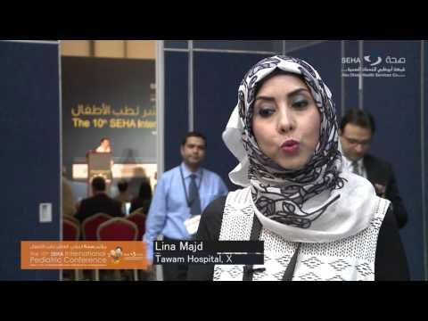 SEHA International Pediatric Conference Abu Dhabi Feb 2016