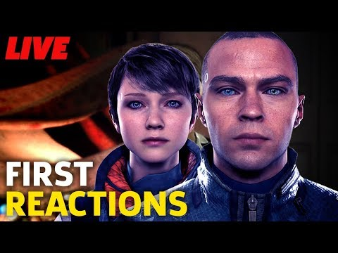 Detroit Become Human The First Hour