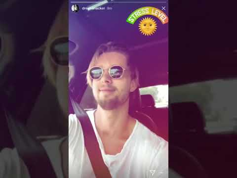 DREW VAN ACKER HOTTEST STORY ON IG