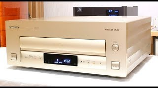 Pioneer HLD X9 Muse HLD Hi Vision Laserdisc LD NTSC JAPAN Player