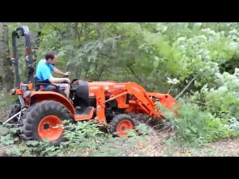 kubota b50 series tractors b2650 b3350 review and f. Black Bedroom Furniture Sets. Home Design Ideas