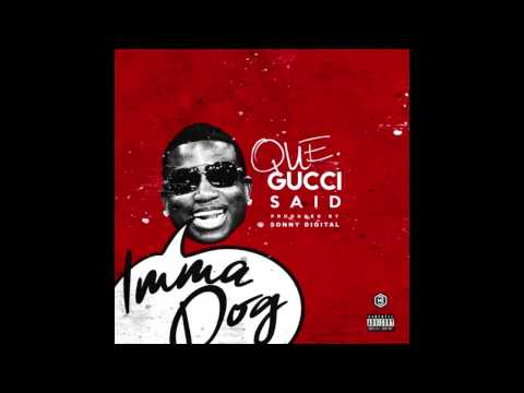 Gucci Said Instrumental OFFICIAL (Prod. By Sonny Digital)
