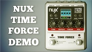 test nux time force