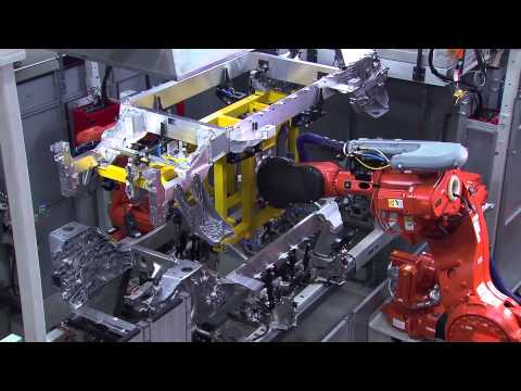 Complete BMW i3 Production Process [1 of 3]