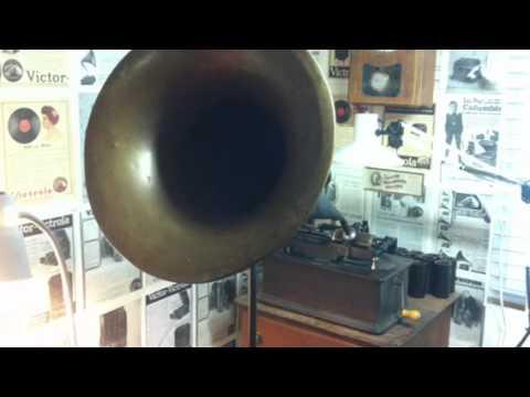 1900 BROWN WAX BLANK / MP3 TRANSFER