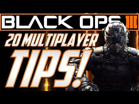 20 Tips For Black Ops 3 Multiplayer! (COD BO3 Multiplayer Gameplay Tips)