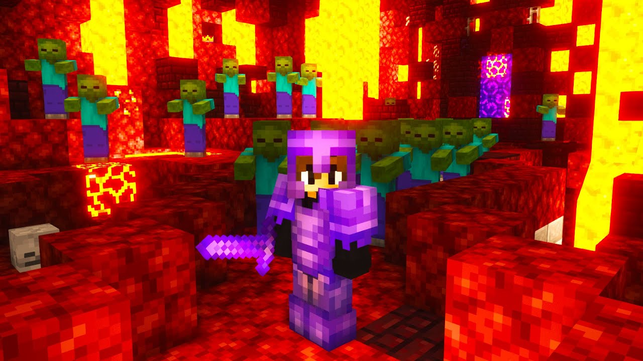 I Started A New War on Infected SMP