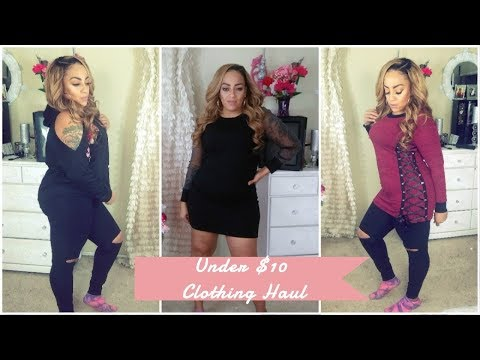 $20-&-under-clothing-try-on-haul-&-review-dresslily.com