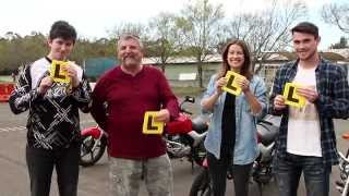 Motorcycle L Plate FAQ