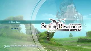 Shining Resonance Refrain Demo Version Einblick (English Voice)