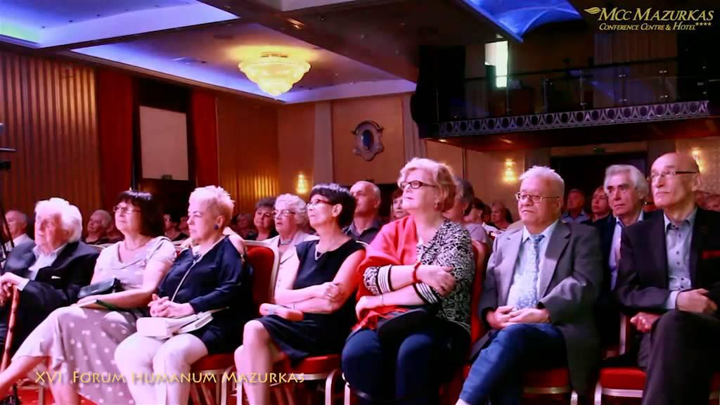 XVI Forum Humanum Mazurkas - Jacek Kleyff-