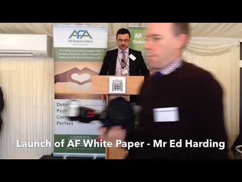 Prof. A John Camm and Mr Ed Harding  - White Paper