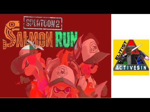 Salmon Run Time