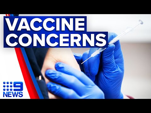 Coronavirus: Pfizer vaccine under government scrutiny | 9 News Australia thumbnail