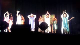 Moner Dorja kholo song dance in annual program of 2016