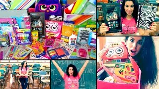 Epic Back To School Giveaway! (CLOSED) Kindle Fire HD & Over 500 Pieces of School Supplies!
