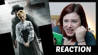 BRIMSTONE - Trailer Reaction