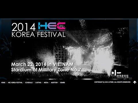 [Fancam] SNSD - HEC Korea Festival In Vietnam 2014