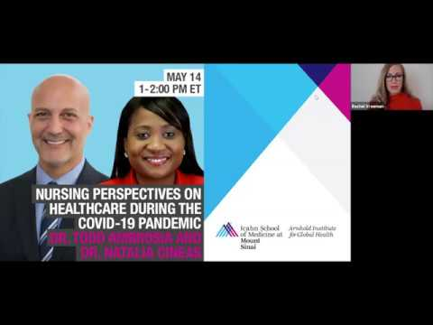 Nursing Perspectives On Health Care During The COVID-19 Pandemic