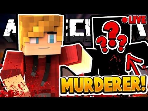 HIDING FROM THE MURDERER (MURDER MYSTERY)