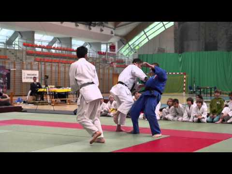 Kancho Okuyama & Hanshi Piotrkowicz Budo Show| International Masters Tournament