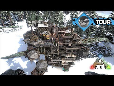 Ark, Titanosaur platform base, The Winter Trader