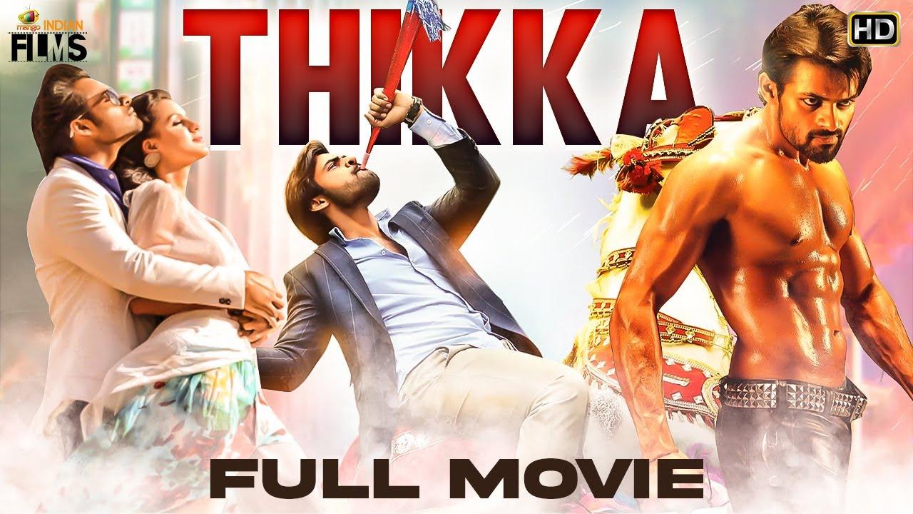 Download Thikka 2020 Latest Tamil Full Movie | Sai Dharam Tej | Larissa Bonesi | Thaman | Mango Indian Films