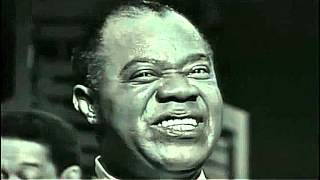 №2.© Louis Armstrong - Louis Armstrong A Kiss To Build A Dream-Stockholm (1962)