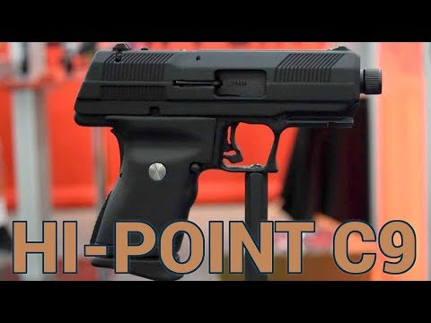 Hi-Point, everybody's favorite affordable pistol, gets a facelift