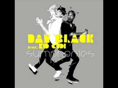 Symphonies - Dan Black ft. KiD CuDi with lyrics (NBA 2K11 So