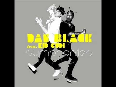 Symphonies - Dan Black ft. KiD CuDi with lyrics (NBA 2K11 Soundtrack)