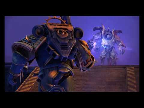 Warhammer 40K: Space Marine finale *No credits* by Toasted Hoagie