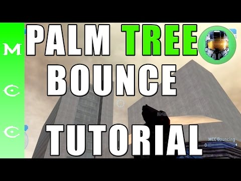 Halo: Master Chief Collection PALM TREE Super Bounce TUTORIAL H2