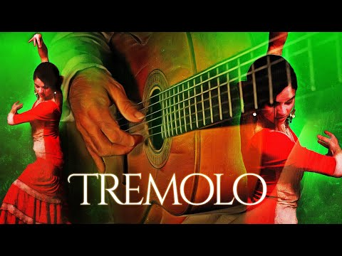 Tremolo Tutorial (Flamenco and Classical) Spanish Guitar School Free Lesson