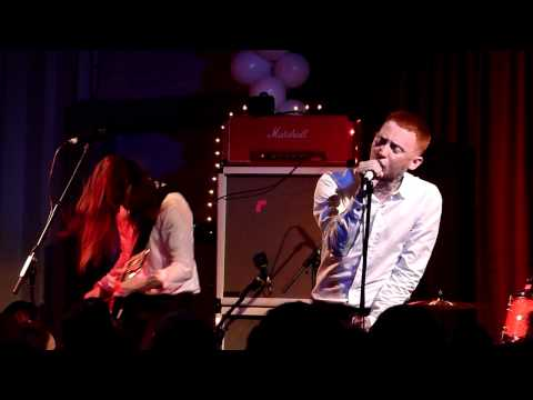 Pure Love 140212 Bush Hall Vid 3. HD