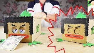 How to Make Cash Bank Box