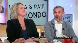 Luana, le clan Belmondo - C à vous - 29/11/2016