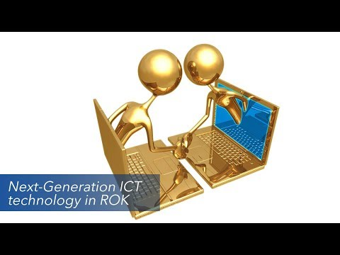 Live: Next-Generation of Information and Communications Technology in ROK 直播:科技之年,平昌2018
