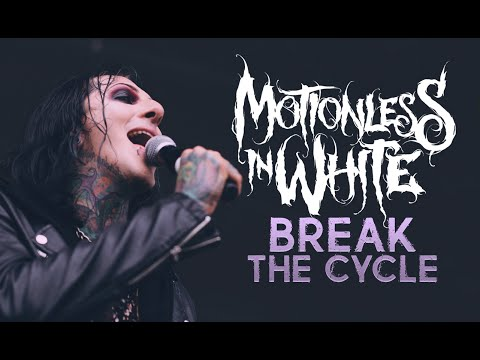 "Motionless In White - ""Break The Cycle"" LIVE On Vans Warped Tour"