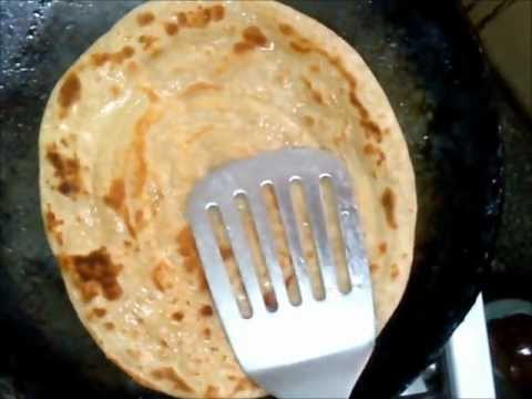 how to make soft fluffy chapatis