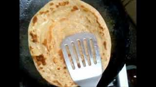 How to make Super Soft Layered Kenyan Chapatis - Jikoni Magic