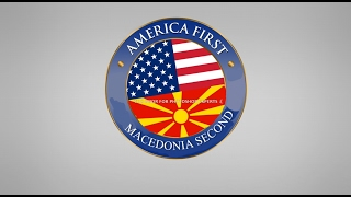 Macedonia Second | Macedonia welcomes Trump in his own words