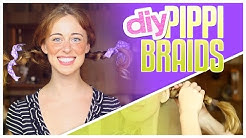 DIY Pippi Longstocking Braids! - Do It, Gurl