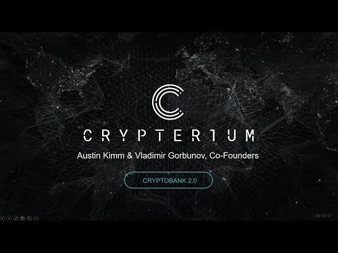 Crypterium LIVE Singapore