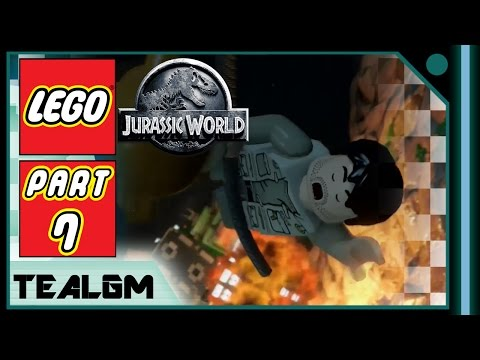 LEGO Jurassic World - Part 7: The Trouble With Storms...