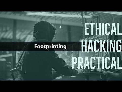 Tutorial Series: Ethical Hacking Practical - Footprinting