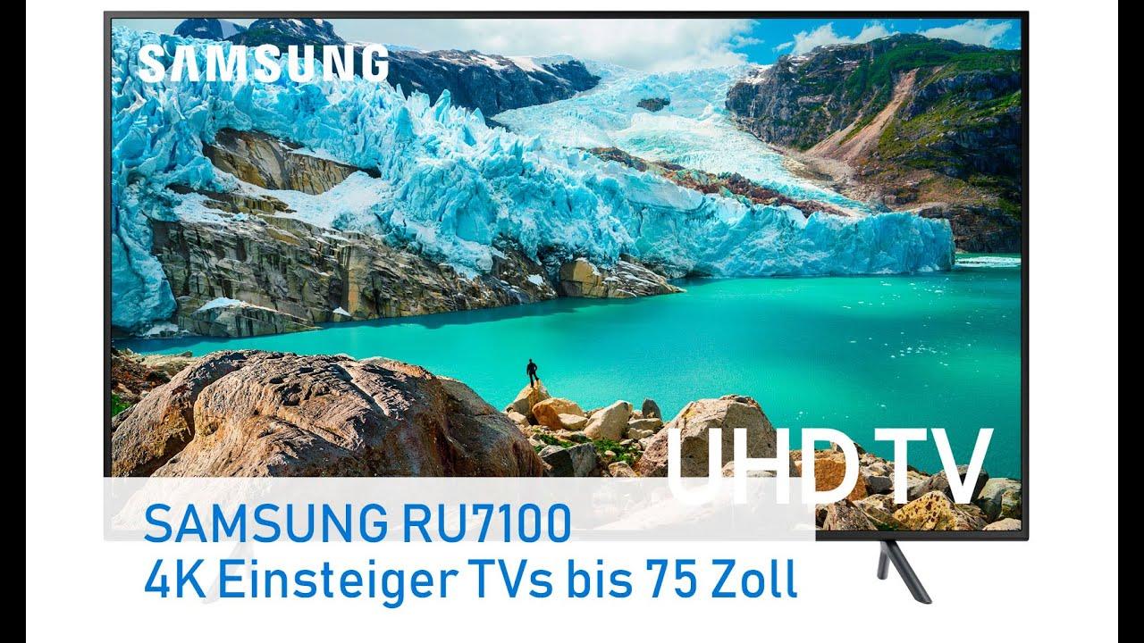 Fernseher 4k Hdr