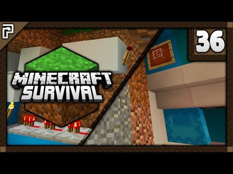 💎 The LARGEST Redstone Project I've Done!   Let's Play Minecraft Survival 1.12